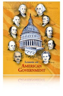 Lessons on American Government Part 1 (eBook)
